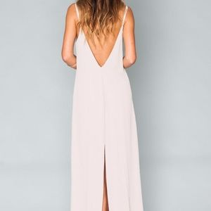 Show Me Your Mumu Jolie Maxi Bridesmaids dress